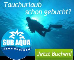 Sub Aqua Booking Page